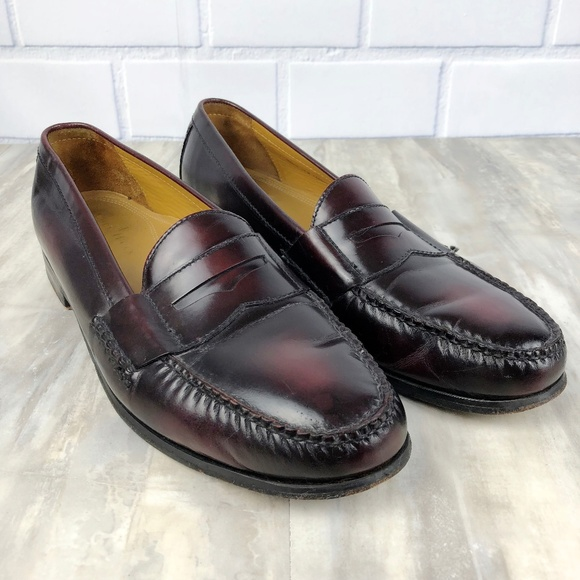 64608a4075a Cole Haan Pinch Grand Penny Loafers Size 14